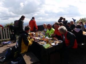 Mountainbike Wochenendtrip