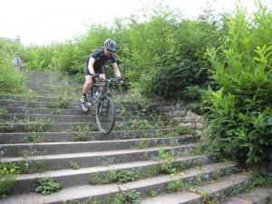 Treppe für Fortgeschrittene