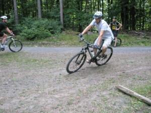 Kurventechnik schnelle Forstkurve